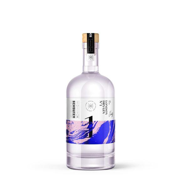 Clarity No.1 London Dry Gin