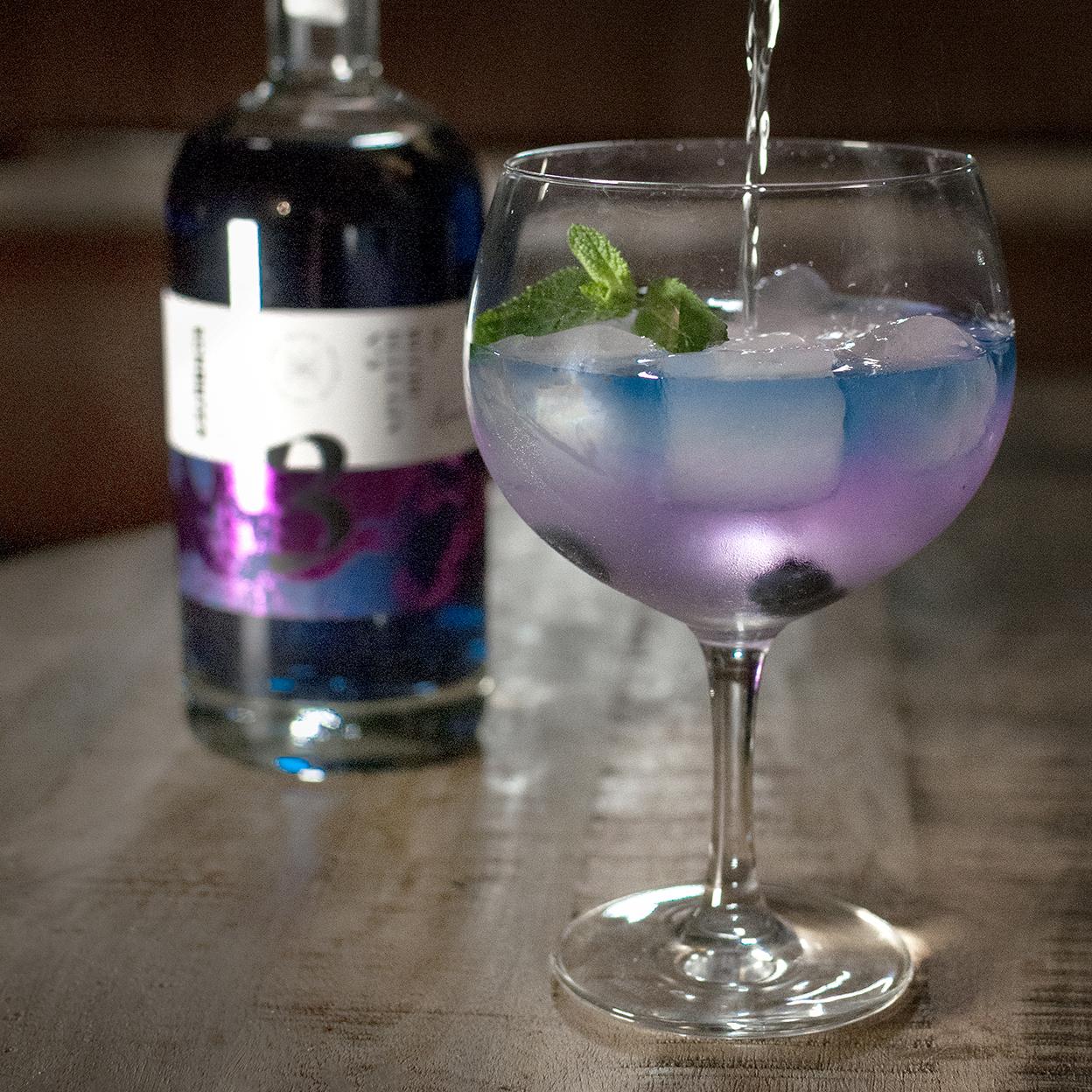 Khoisan No.3 Buchu Blue Gin